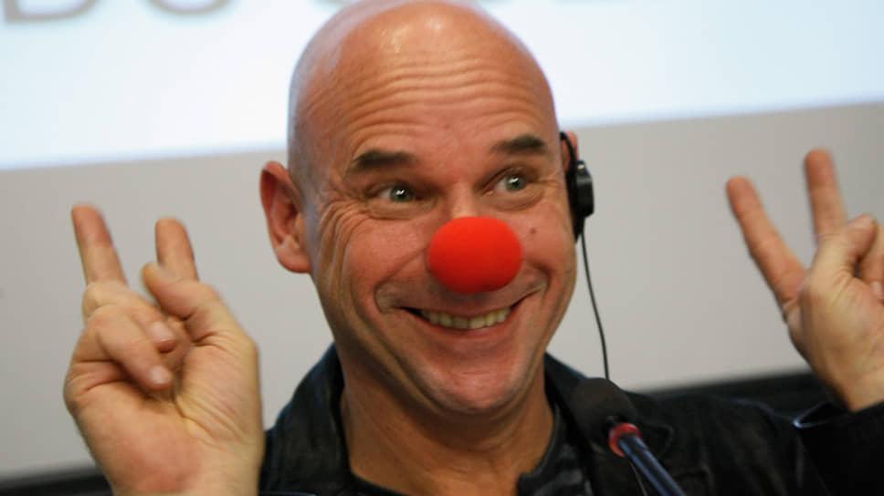 Основатель Cirque du Soleil Ги Лалиберте