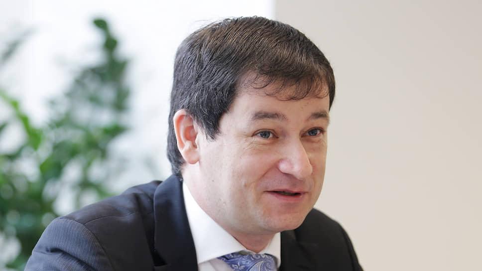 Первый заместитель постпреда РФ при ООН Дмитрий Полянский