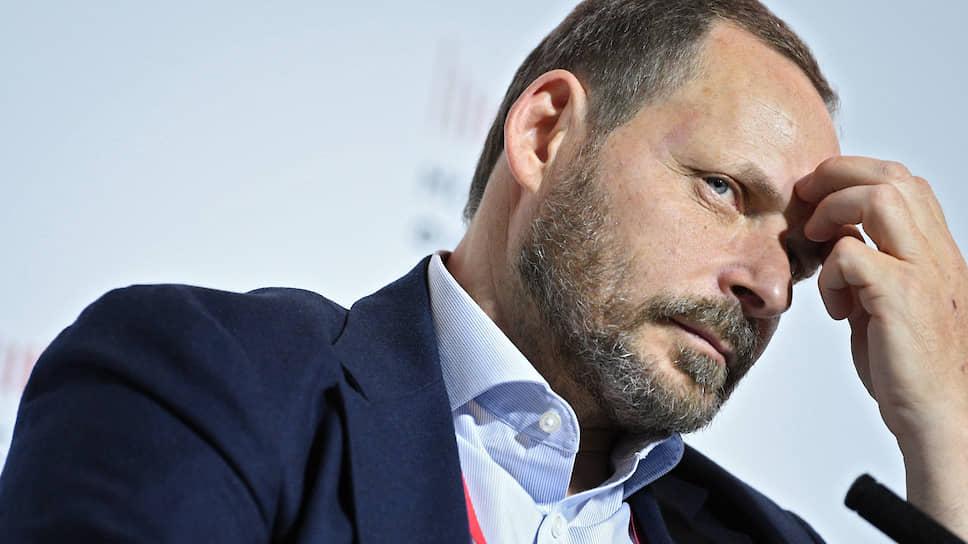 Сооснователь и гендиректор компании «Яндекс» Аркадий Волож