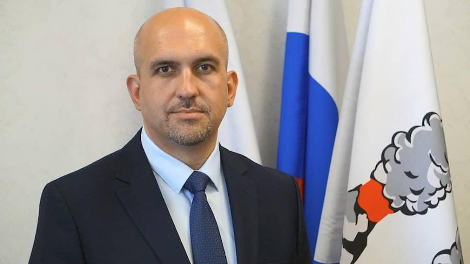 Глава Петропавловск-Камчатского городского округа Виталий Иваненко