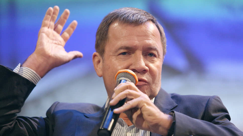 Валентин Юмашев. 2018 год