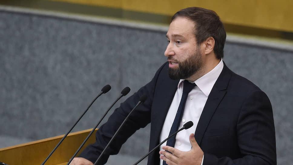 Член комитета Госдумы по информационной политике, информационным технологиям и связи Антон Горелкин