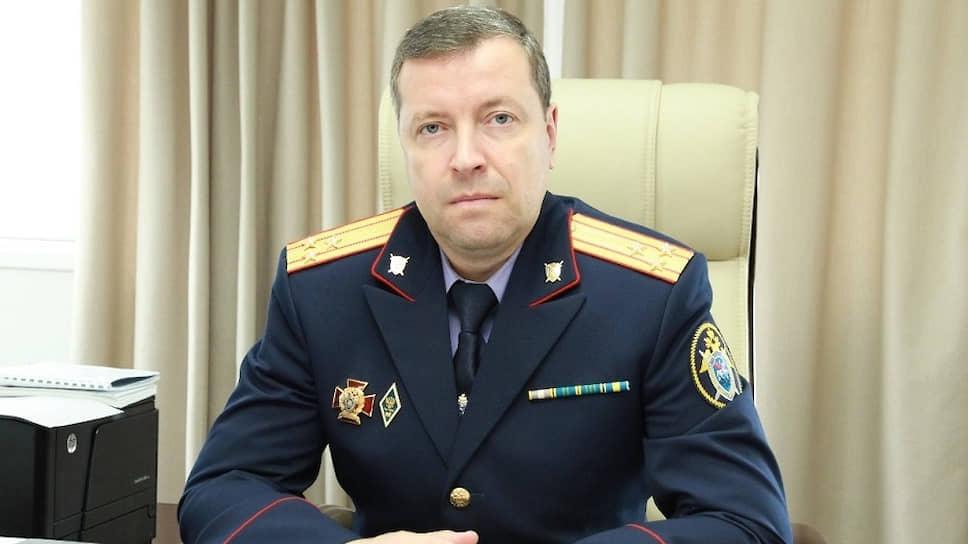 Первый заместитель руководителя следственного управления Следственного комитета Российской Федерации по Свердловской области Михаил Бусылко