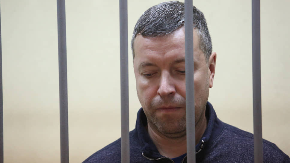Первый замначальника СУ СКР по Свердловской области Михаил Бусылко