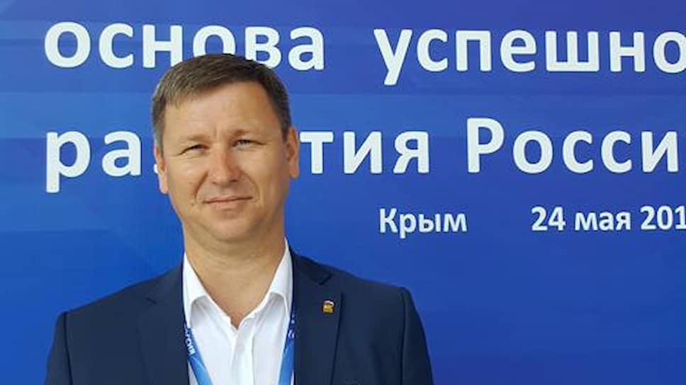 Член политсовета севастопольского отделения «Единой России» Игорь Кучерявый