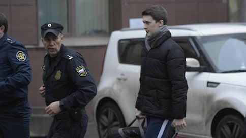 Фигуранта «московского дела» Жукова приговорили к трем годам условно