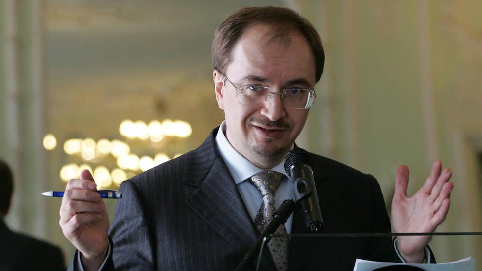 Ректор СПбГУ Николай Кропачев