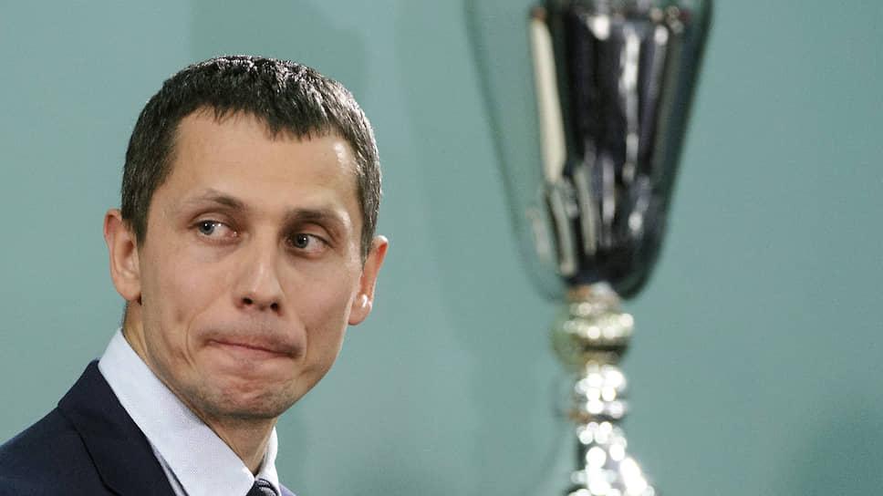 Бывший вице-президента Всероссийской федерации легкой атлетики Юрий Борзаковский