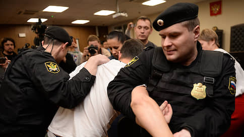 Бывшего фигуранта «московского дела» Миняйло задержали в суде