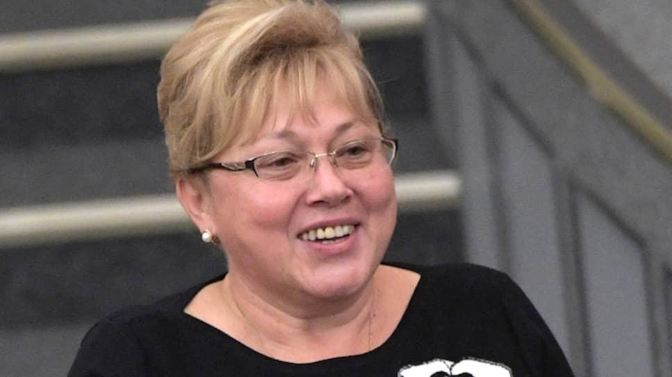 Член комитета Государственной думы по культуре Светлана Савченко