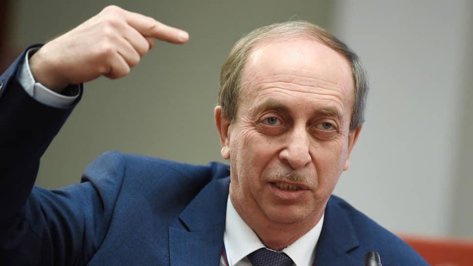 Бывший губернатор Еврейской автономной области Александр Левинталь