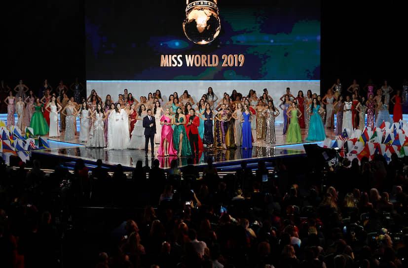 Церемония открытия конкурса «Мисс мира-2019»