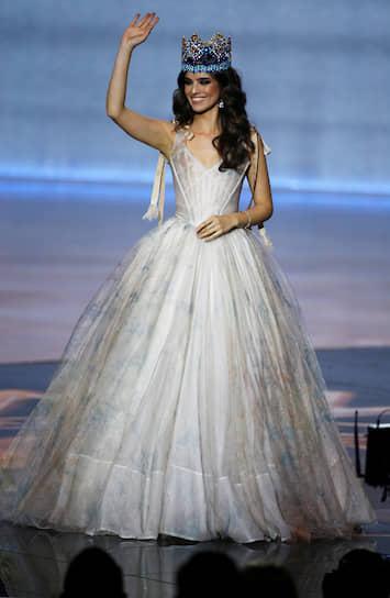 Мексиканка Ванесса Понсе —  прошлогодняя победительница конкурса