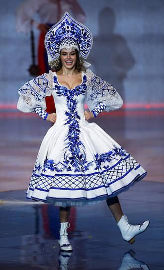 Россиянка Алина Санько была одной из 12 полуфиналисток, однако не оказалась среди пяти девушек, вышедших в финал