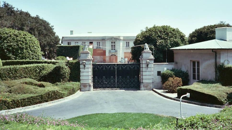 Поместье Чартвелл в Калифорнии