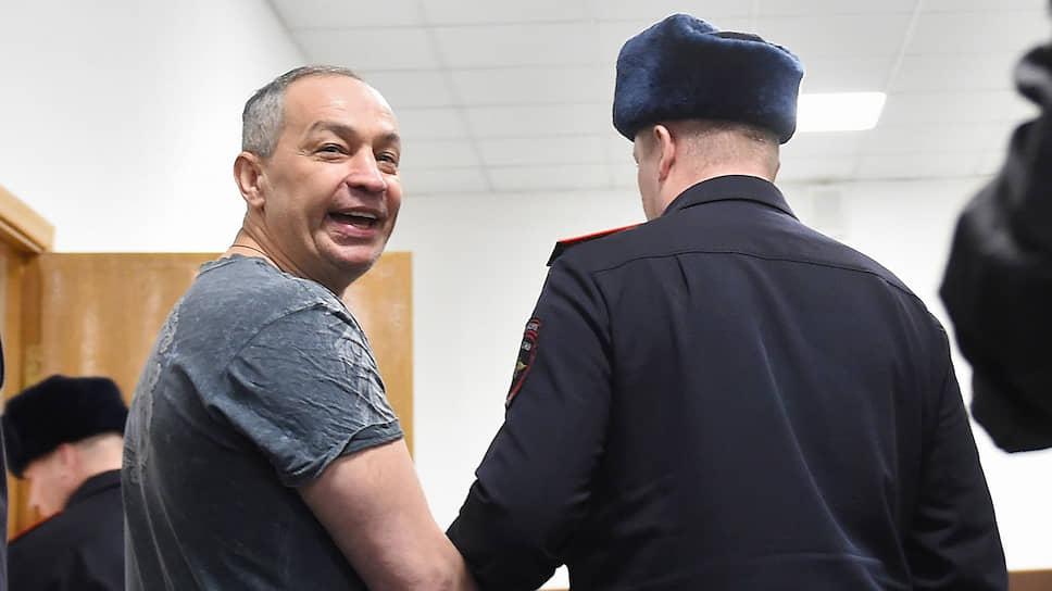 Бывший глава Серпуховского района Московской области Александр Шестун