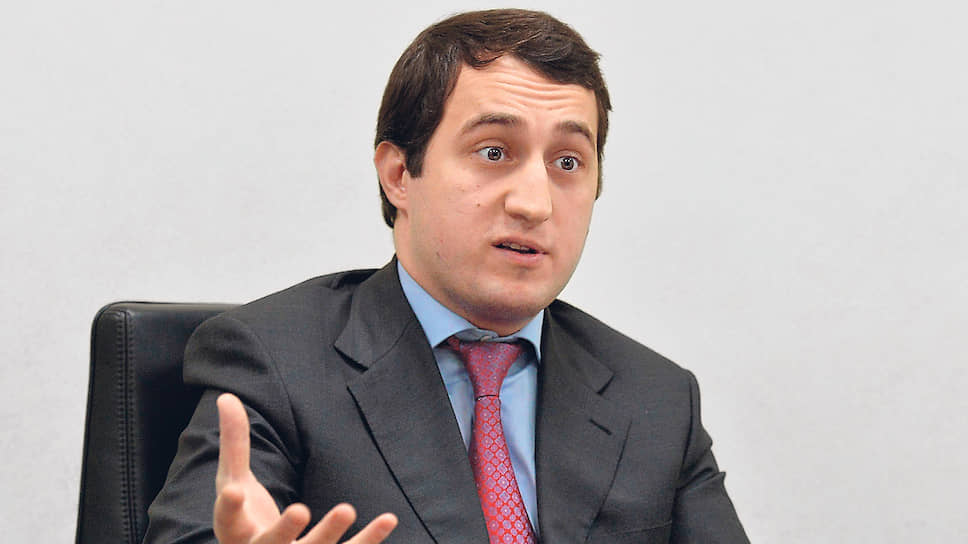 Бизнесмен Саид Гуцериев