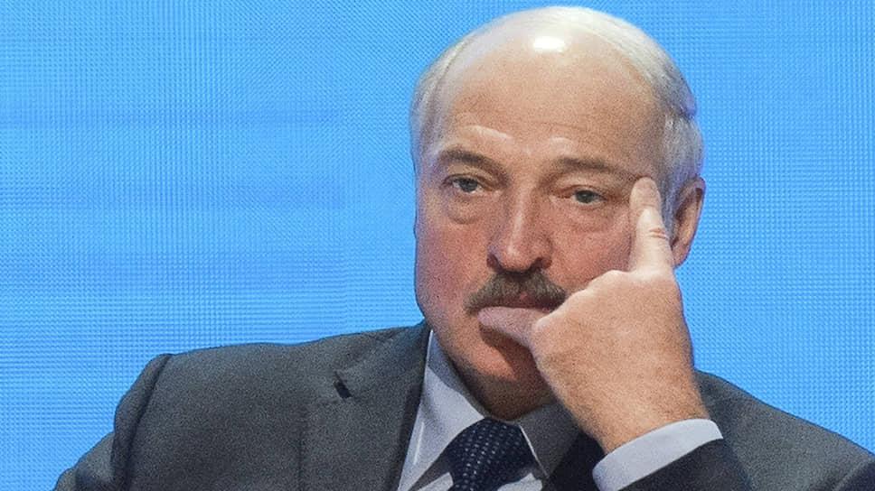 Президент Белоруссии Алксандр Лукашенко