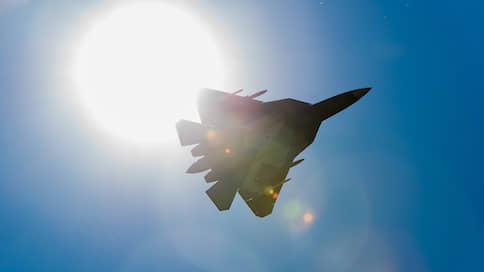 Причиной крушения истребителя Су-57 в Хабаровском крае мог стать отказ системы управления