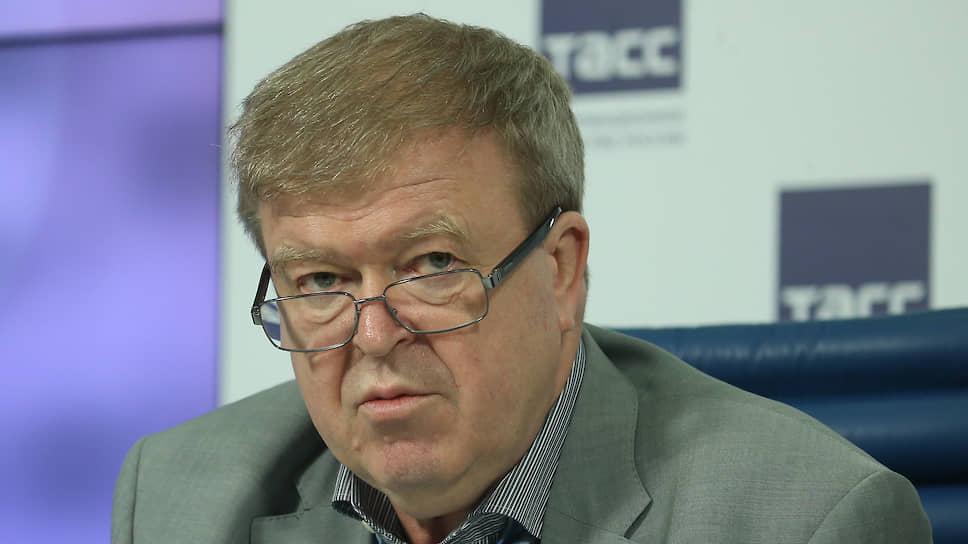 Бывший заместитель министра связи России Алексей Солдатов