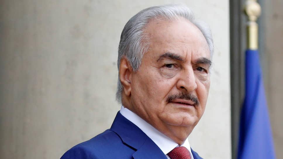 Фельдмаршал Халифа Хафтар