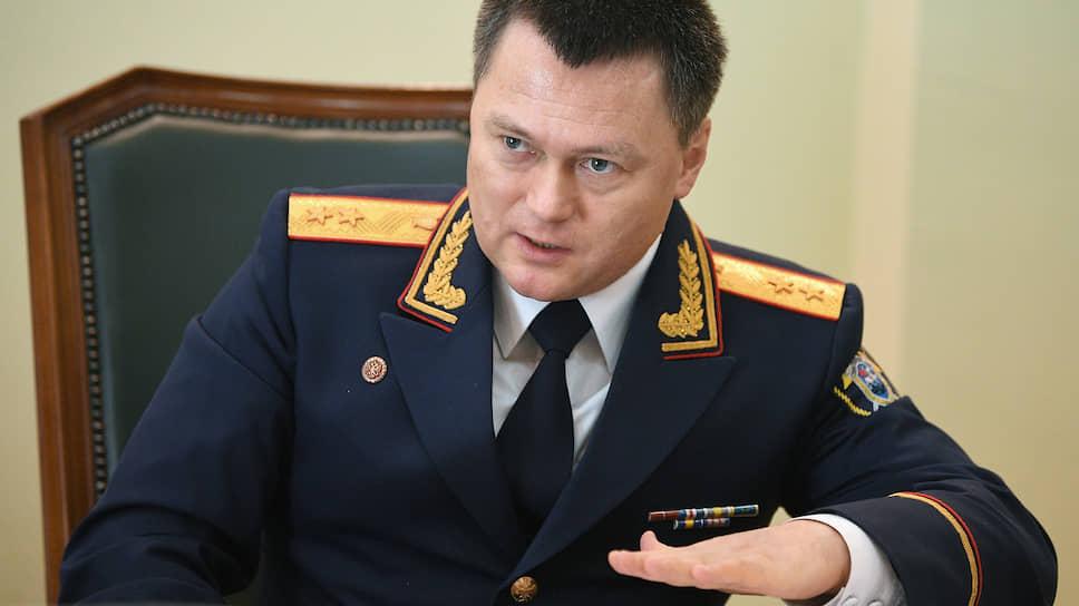 Заместитель председателя Следственного комитета России Игорь Краснов