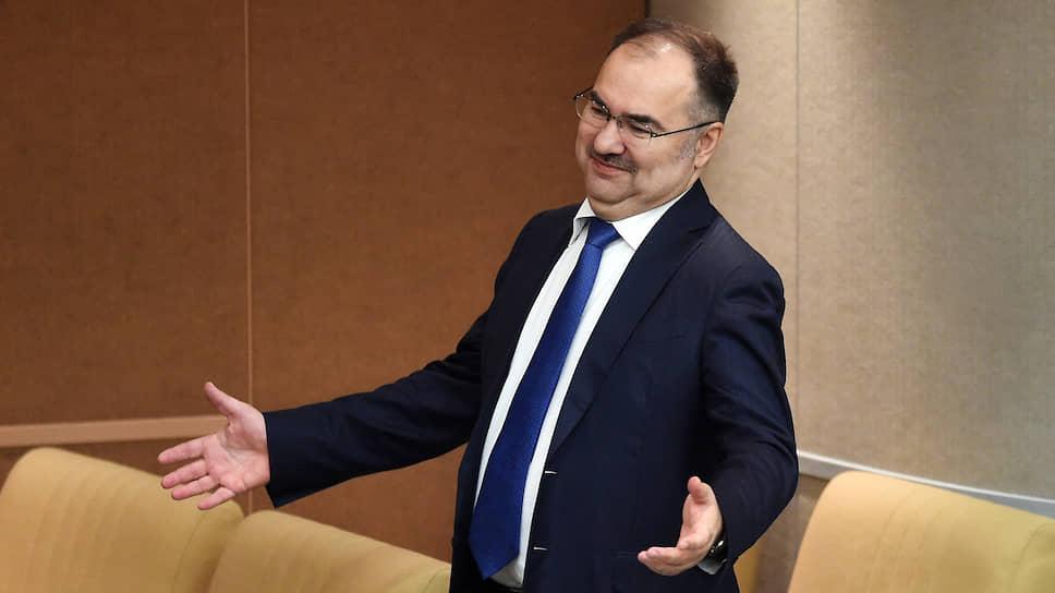 Председатель правления Пенсионного фонда России Антон Дроздов