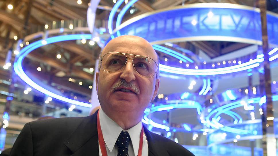 Вице-президент Российского союза промышленников и предпринимателей Давид Якобашвили
