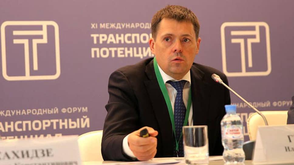 Гендиректор «Российского экологического оператора» Илья Гудков