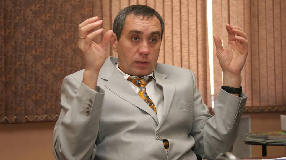 Сергей Бобриков. 2006 год