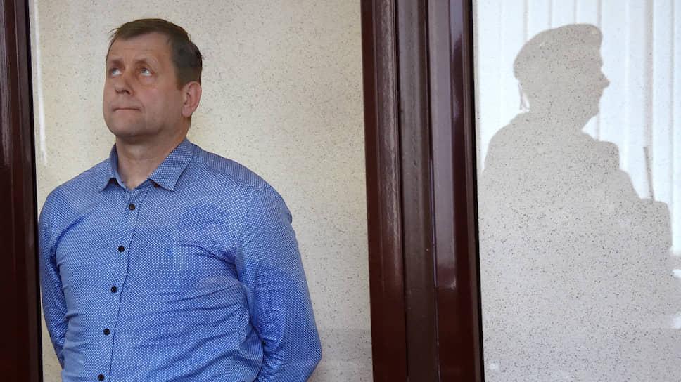 Владелец парка львов «Тайган» Олег Зубков