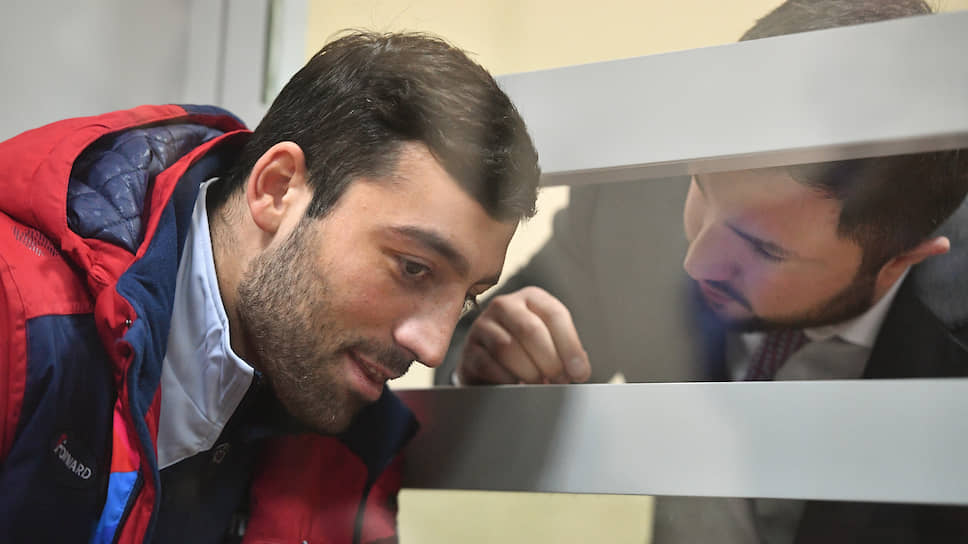 Двукратный чемпион России по боксу Георгий Кушиташвили