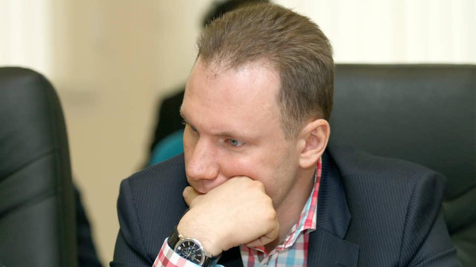 Генеральный директор УК «Титановая долина» Артемий Кызласов