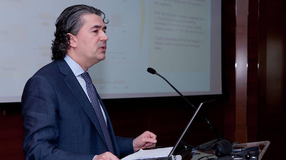 Вице-президент по переработке, нефтехимии, коммерции и логистике ПАО «НК «Роснефть» Дидье Касимиро