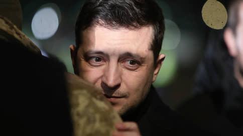 Зеленский: обострение в Донбассе не изменит курс на прекращение войны