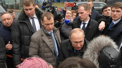 Путин рассказал, что его зарплата не самая большая в России