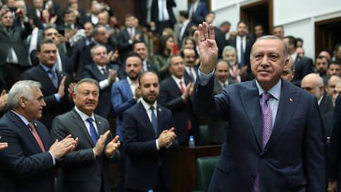 Эрдоган: Турция не оставит Идлиб Асаду
