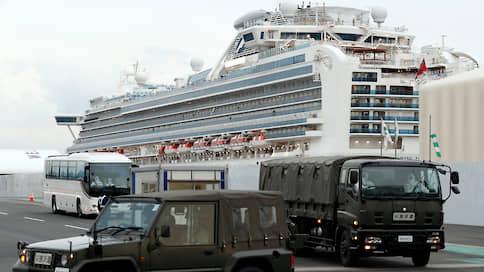 Еще у двух россиян на борту Diamond Princess нашли коронавирус