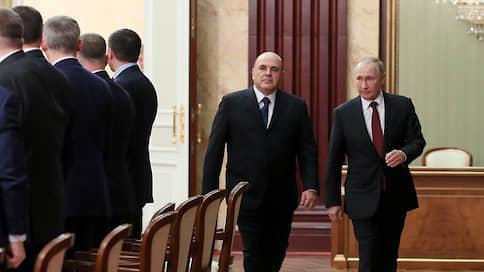 Мишустина не было среди предложенных Путину кандидатов в премьеры