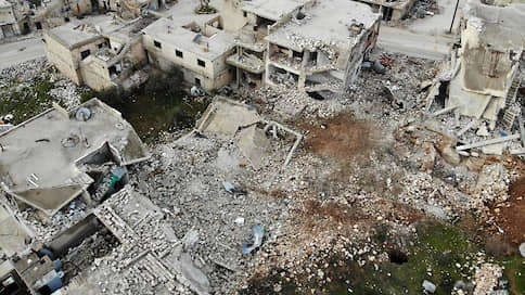 Анкара обвинила Дамаск в гибели двух турецких солдат при авиаударе