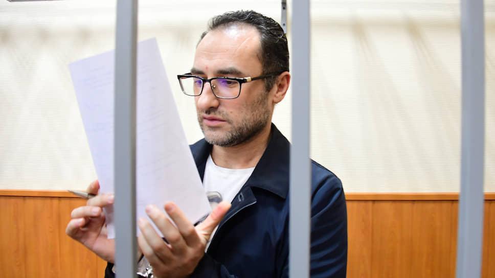 Гражданин США Джин Мирон Спектор, задержанный по делу о взятке