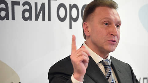 Шувалов предложил закрепить в Конституции бизнесменов как «передовой класс»