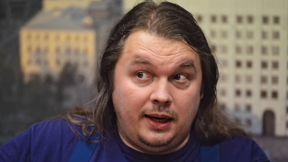 Руководитель оргкомитета Партии прямой демократии, разработчик компьютерных игр Вячеслав Макаров