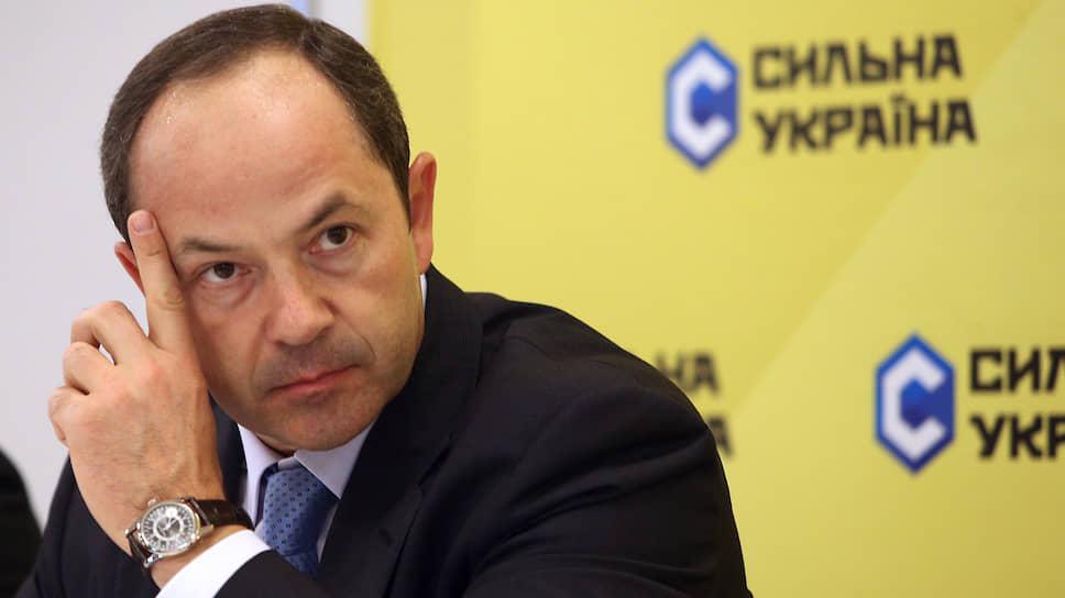 Учредитель и основной акционер финансово-промышленной группы ТАС Сергей Тигипко