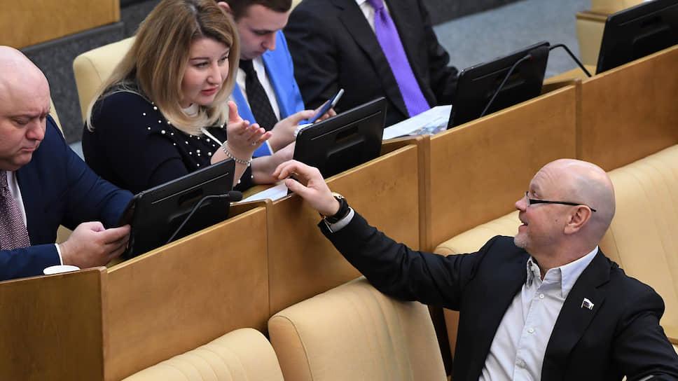 Депутат Госдумы от ЛДПР Сергей Катасонов