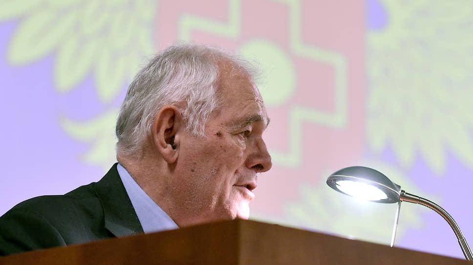 Президент союза медицинского сообщества «Национальная медицинская палата», доктор Леонид Рошаль