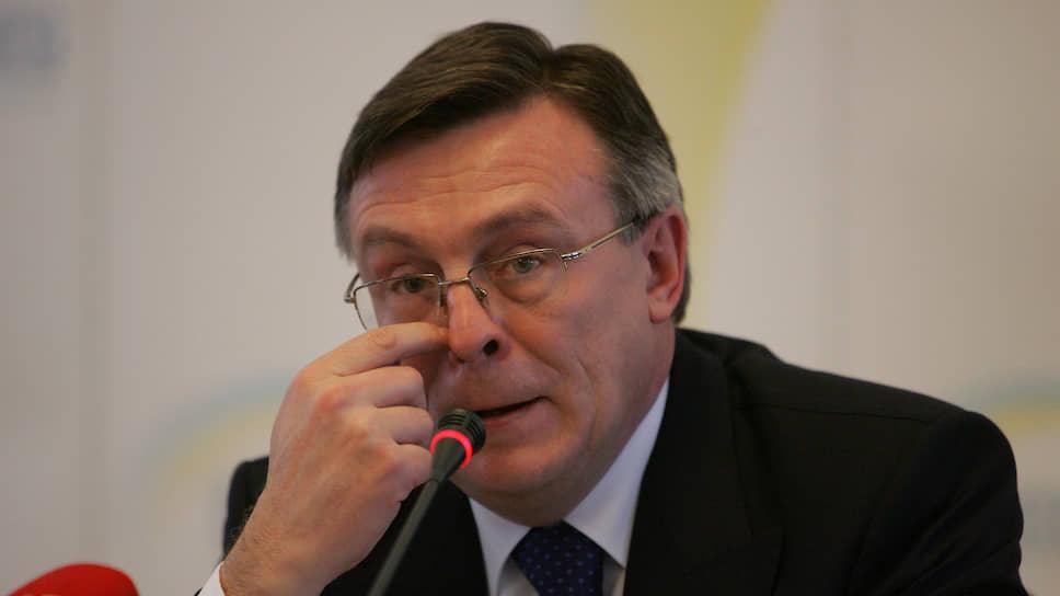 Бывший министр иностранных дел Украины Леонид Кожара
