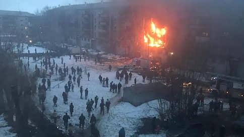 В Магнитогорске при взрыве газа в пятиэтажке погибли два человека