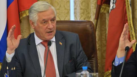 Умер бывший глава Мосгоризбиркома Горбунов