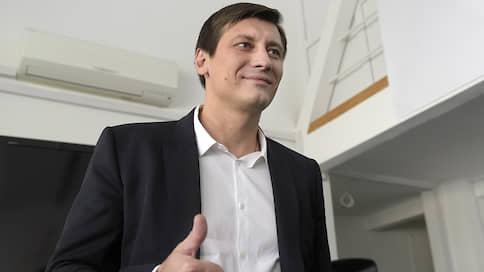 Дмитрий Гудков вышел из «Гражданской инициативы»